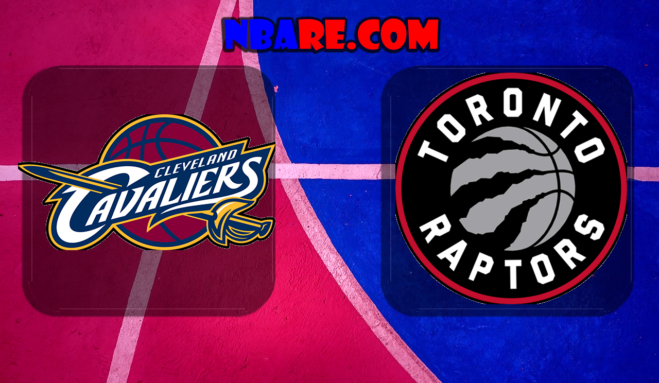 Cleveland Cavaliers vs Toronto Raptors Game 1 - NBA REPLAY