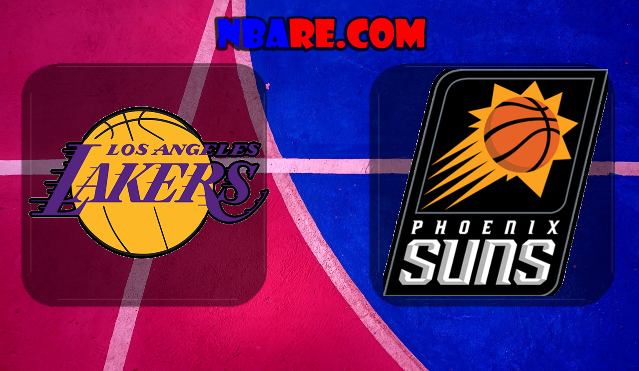 Phoenix Suns vs Los Angeles Lakers NBA Full Games Replay | February 6,2018 | NBA REPLAY