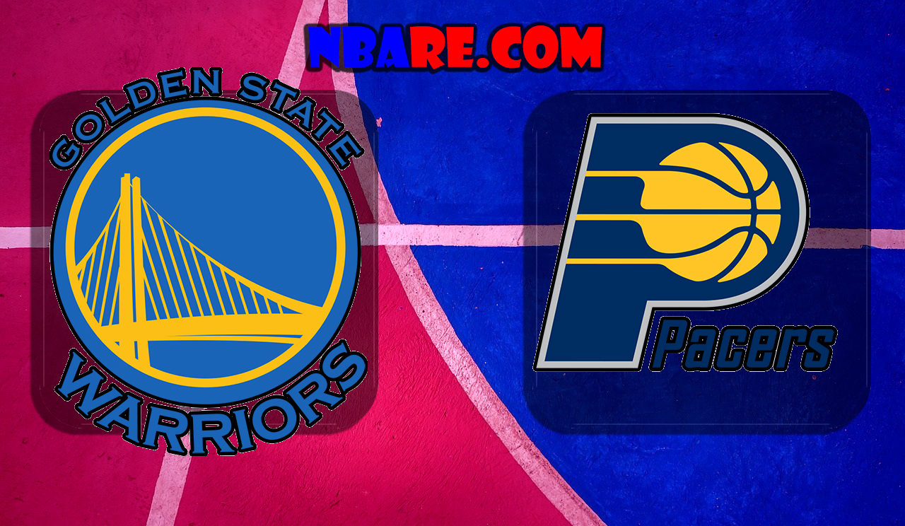 Indiana Pacers vs Golden State Warriors - NBA Full Games ...